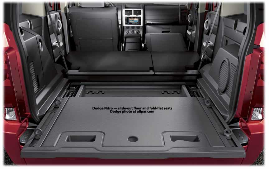 20072011 Dodge Nitro Suv Peake Ram Fiatrhpeakeramfiatwordpress: 2007 Dodge Nitro Speaker Location At Gmaili.net