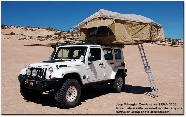 First Generation Jeep Wrangler Unlimited Information And