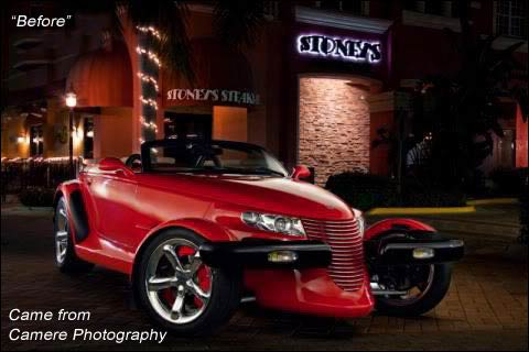i have been a proud plymouth prowler owner for over ten years  i absolutely  love the car's style, the thumbs-up, and overall design